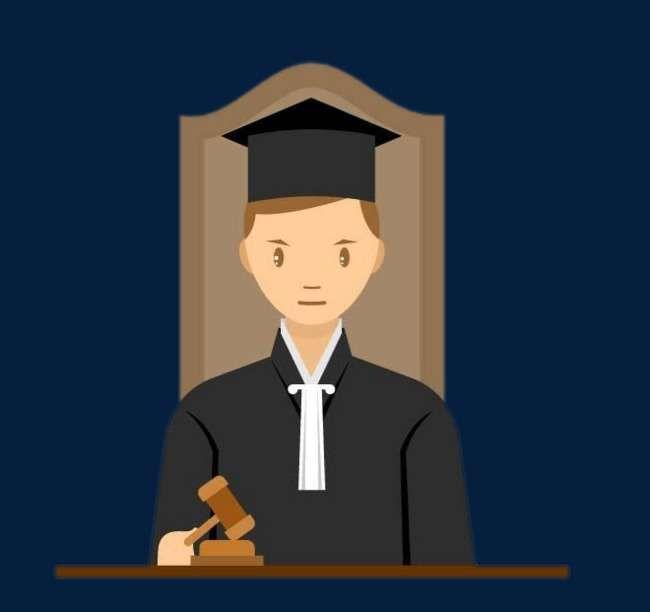فن التعامل مع القاضي .. تعرف على اتيكيت معاملة القضاة فى قاعة المحاكمة| بحر المعرفة
