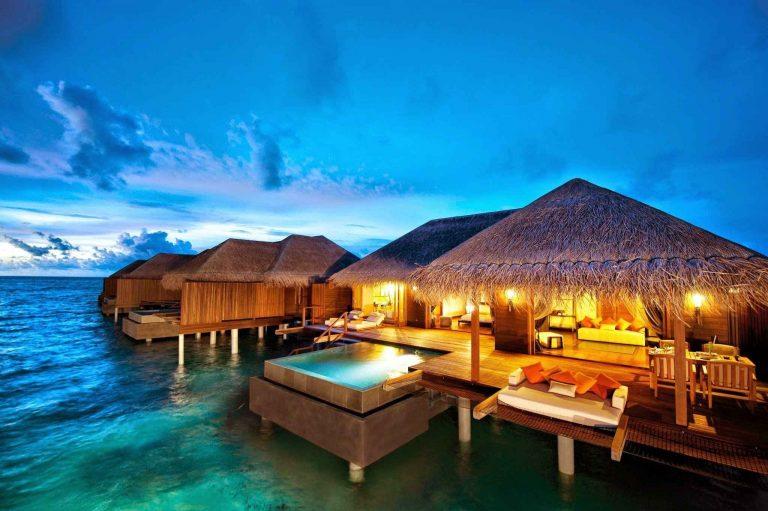 أجمل الأماكن السياحية في المالديف