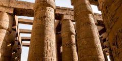معلومات عن معبد الكرنك في الأقصر