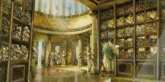 معلومات عن المتحف اليوناني الروماني في الإسكندرية