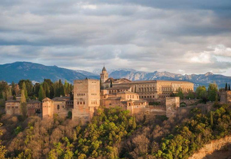 المسافات بين مدن إسبانيا