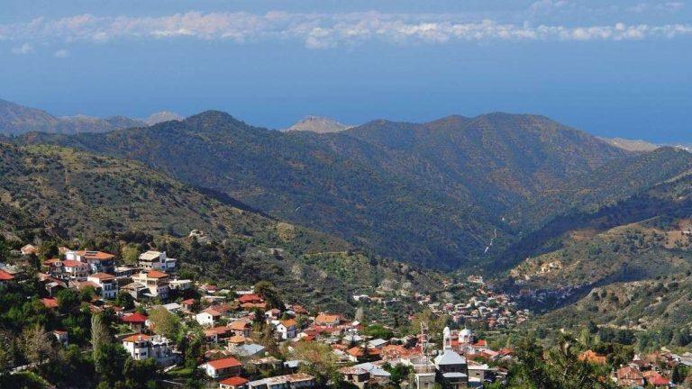 المسافات بين مدن قبرص والمسافات بين الدول المجاورة لها واهم المعلومات عنها