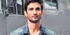 الممثل الهندي سوشانت