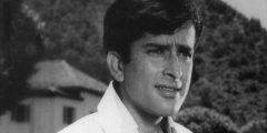 الممثل الهندي شاشي كابور