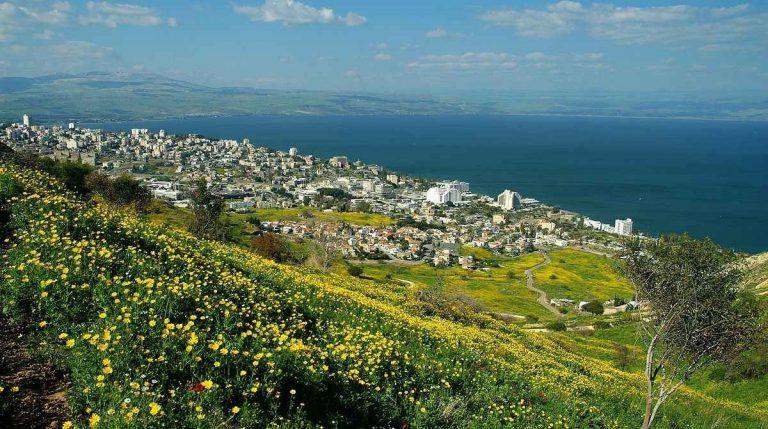 الاماكن السياحية في طبريا فلسطين .. التي عليك زيارتها