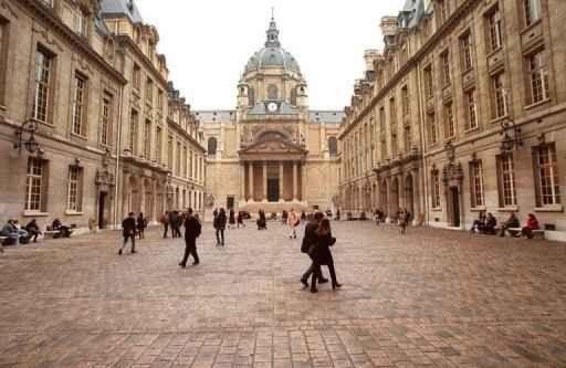 المنح الدراسية الفرنسية الطريق إلى القمة يبدأ من هنا