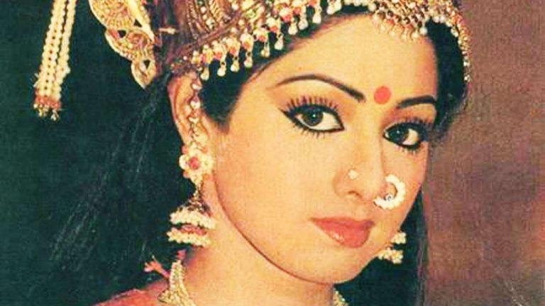 قصة حياة الممثلة الهندية سريديفي .. مقتطفات من حياة الممثلة الهندية سرديفي