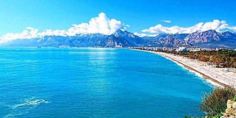 انطاليا في الصيف .. تعرف على الطقس في منطقة انطاليا بتركيا