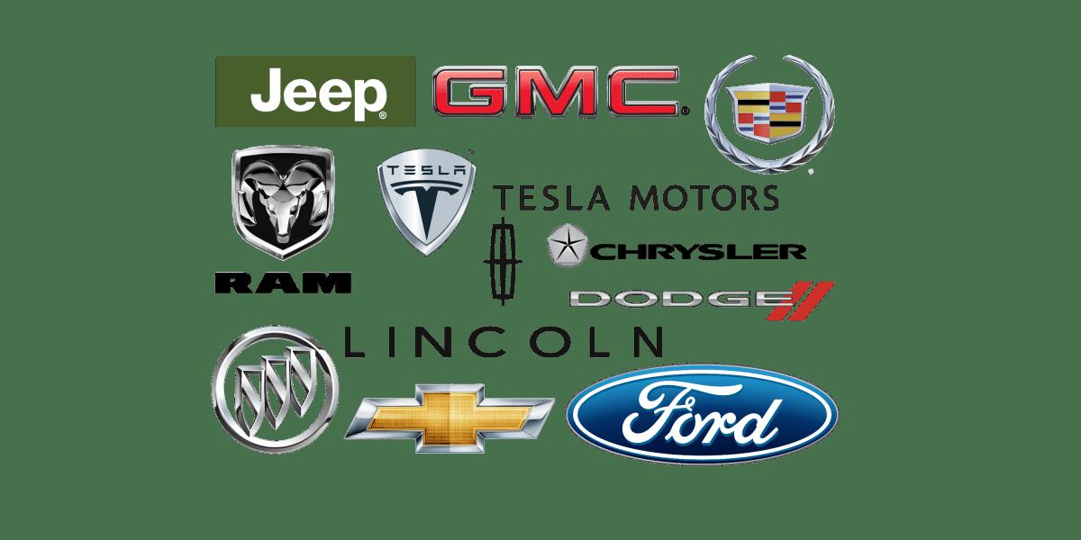 انواع السيارات الامريكية و اسمائها