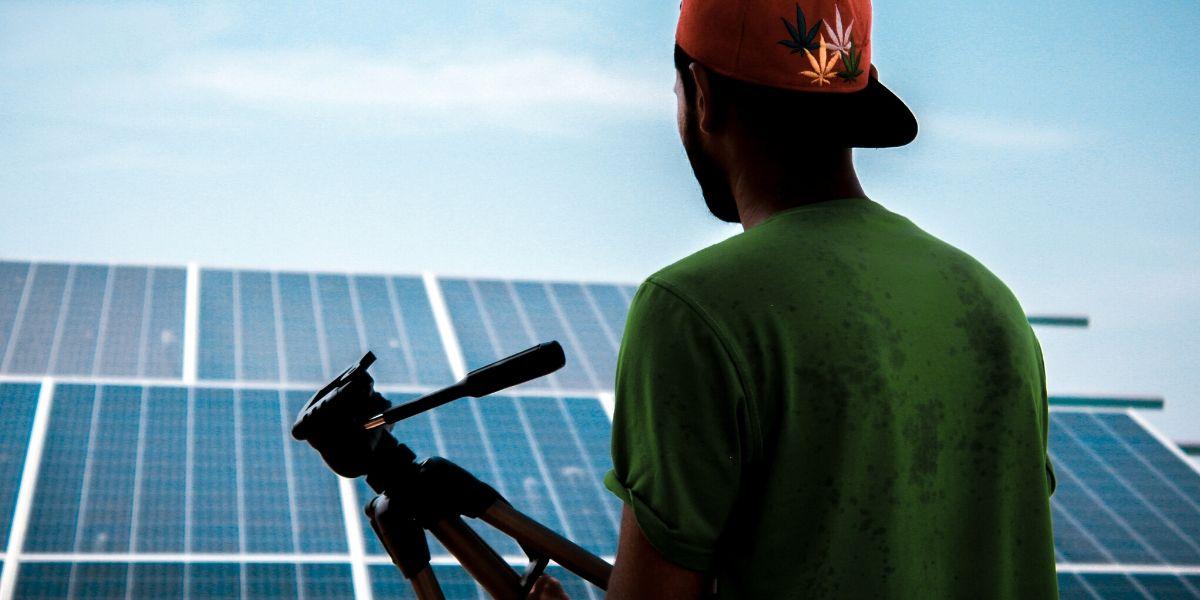 انواع الواح الطاقة الشمسية