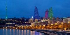 عاصمة أذربيجان