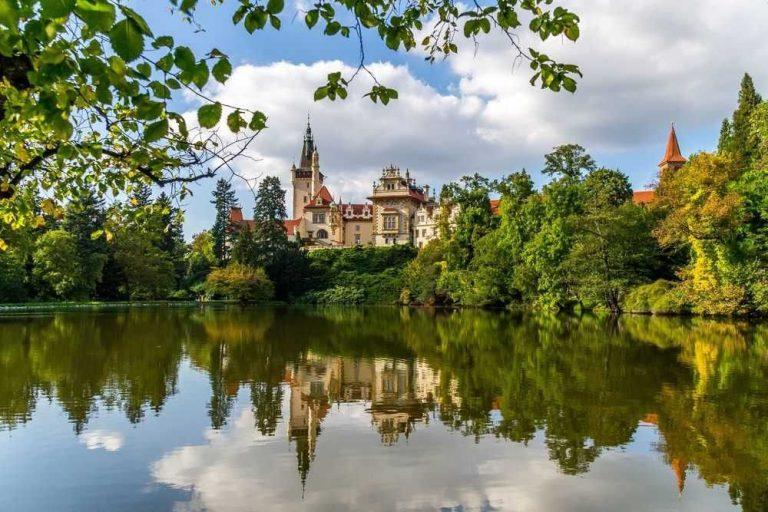 جمال الطبيعة في التشيك