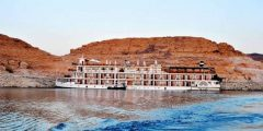 معلومات عن بحيرة ناصر في مصر