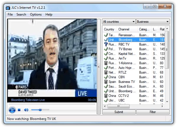 برامج مشاهدة التلفزيون على الكمبيوتر مجانًا