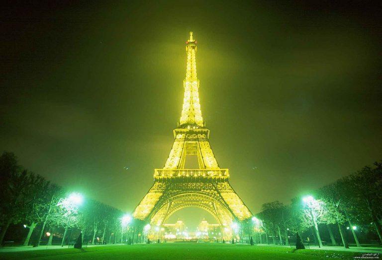 دليلك السياحي إلي برج إيفل باريس