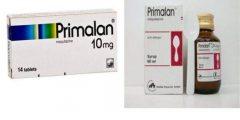 بريمالان Primalan لعلاج الحساسية