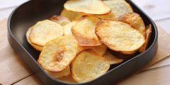 وصفات بطاطس صحية بدون قلي