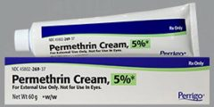 بيرميثرين Permethrin لعلاج الحكة الجلدية