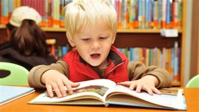 ترغيب الاطفال في القراءة ..