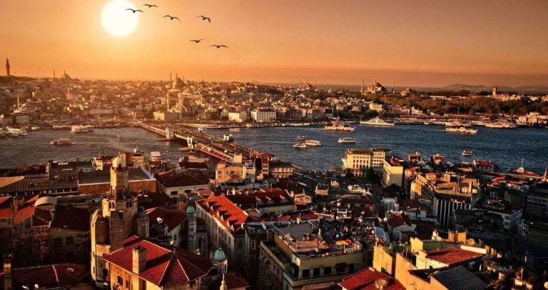 مدينة بنجول التركية