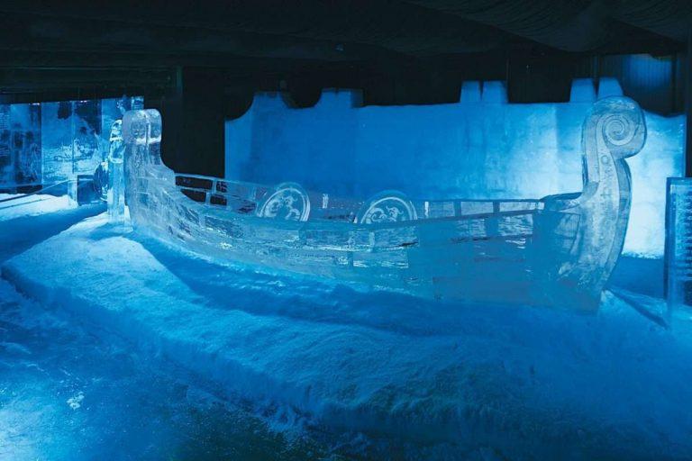 تقرير عن ملاهي ومتحف الثلج في اسطنبول .. تعرف على محتوياته وأقسامه وتكلفة الدخول