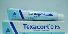 تكساكورت Texacort لعلاج الإكزيما والصدفية
