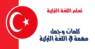 تكلم اللغة التركية … تعلم اهم الجمل والعبارات الشائعة في اللغة التركية