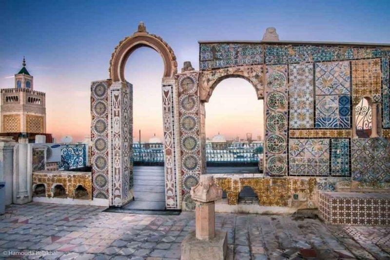 """السياحة في تونس العاصمة .. رحلة إلى المدينة """" العتيقة """" أجمل مدن تونس الخضراء …"""