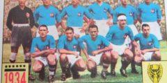 جدول مباريات كأس العالم 1934