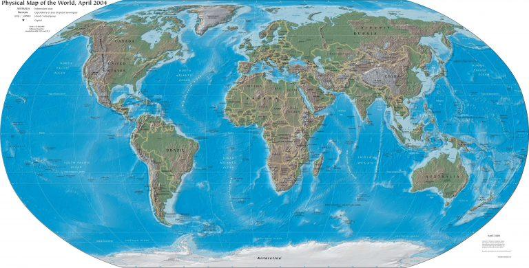 هل تعلم عن الجغرافيا .. حقائق جغرافية مثيرة للاهتمام لم تعرفها من قبل