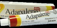 أدابالين Adapalene جل لعلاج حب الشباب