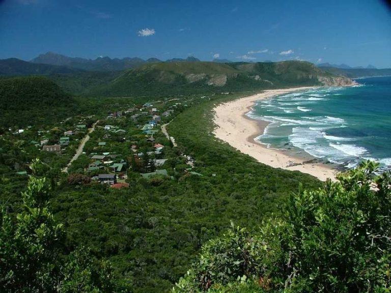 الطبيعة في جنوب افريقيا