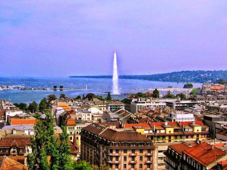 المقاهي في جنيف … تعرف علي أفضل 7 مقاهي وكافيهات في مدينة جنيف