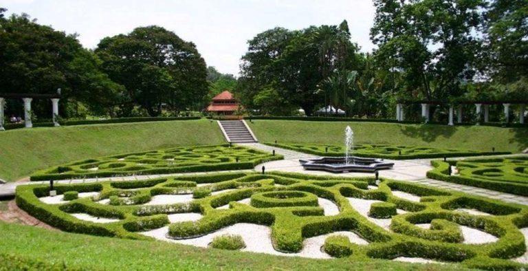 حديقة بردانا النباتيةكوالالمبور.. إليك معلومات مهمة عن حديقة بردانا النباتية في كوالالمبور