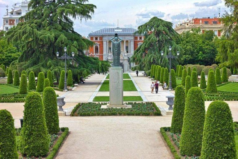 حديقة ريتيرو بارك مدريد… تعرف على كل ما يخص حديقة ريتيرو بارك مدريد /  بحر المعرفة