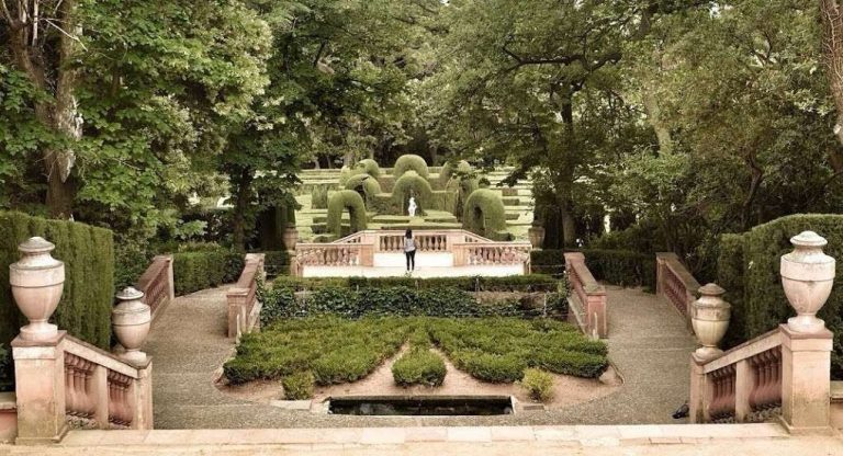 حديقة متاهة هورتا في برشلونة… وأهم الاماكن التي يمكن زيارتها في الحديقة