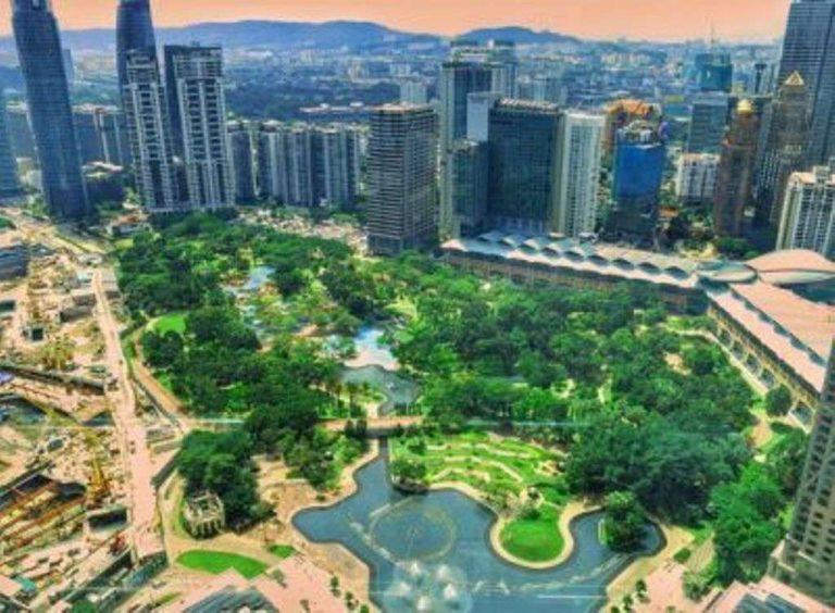 حديقة مركز مدينة كوالالمبور… إليك معلومات مهمة عن حديقة مركز مدينة كوالالمبور