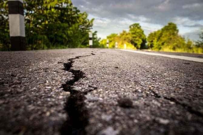 حقائق عن الزلازل _ ما هى الزلازل وكيف تحدث ومدى خطورتها
