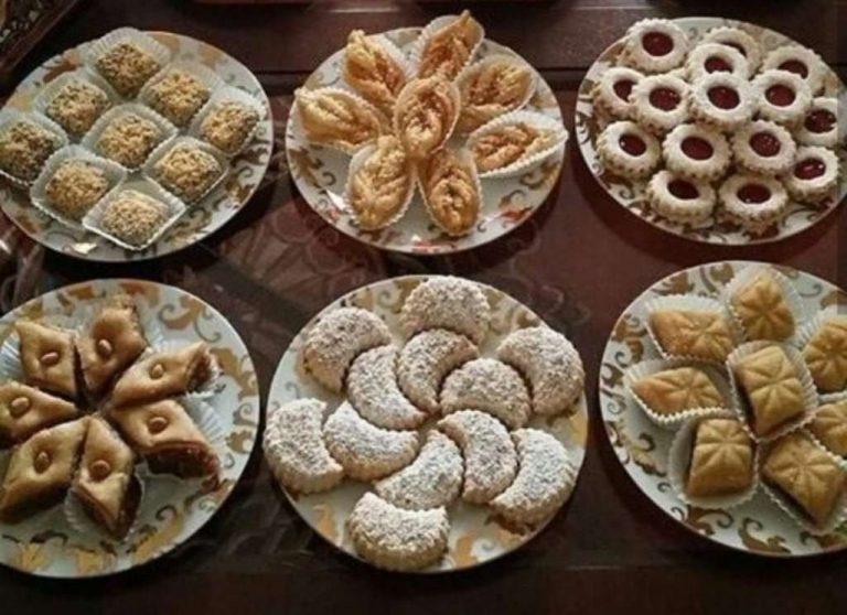حلويات جزائرية مشهورة… تعرف على أشهر 7 أنواع حلويات جزائرية /  بحر المعرفة