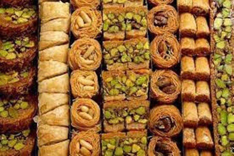 حلويات مشهورة في بيروت… تعرف على أشهر 13 نوع حلوى في بيروت لبنان /  بحر المعرفة