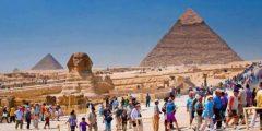عدد المواقع الأثرية في مصر