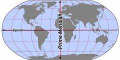 ماهو خط الطول الرئيسي