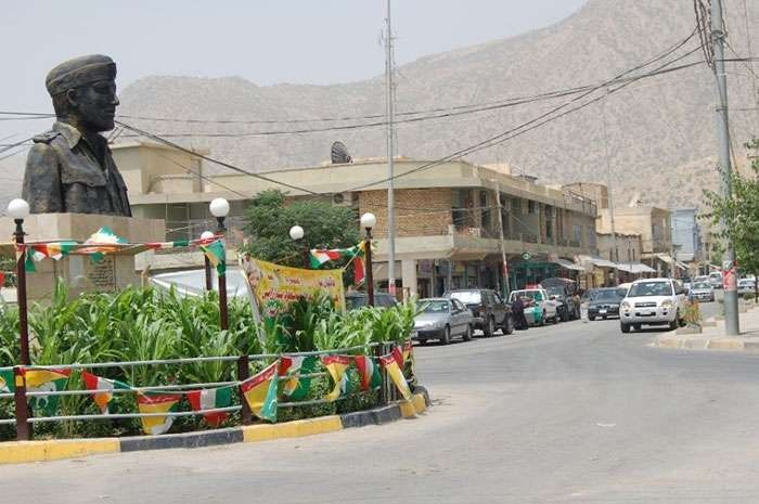 معلومات عن مدينة العمادية العراق