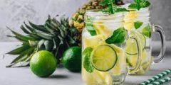 الديتوكس | مشروبات طبيعية للتخفيف من حرارة الصيف