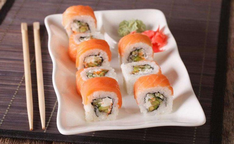 طريقة عمل السوشي .. تعرف على طريقة تحضير السوشي في وقت قياسي