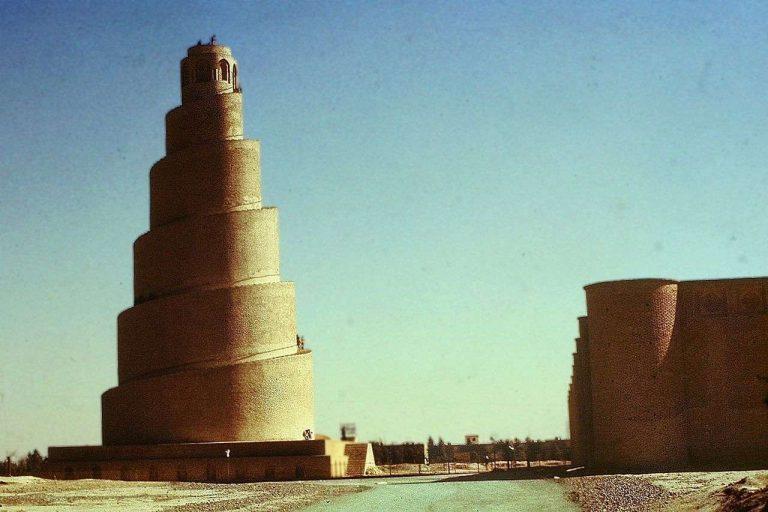 معلومات عن مدينة سامراء العراق