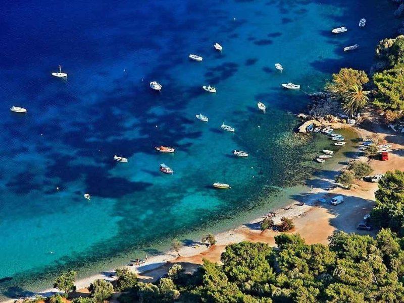 السياحة في جزيرة ساموس اليونانية : من أجمل الجزر اليونانية ..