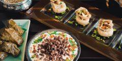 مطاعم على شاطئ البحر في أبوظبي