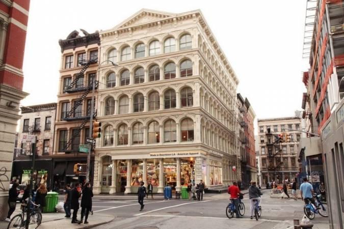 معلومات عن حي سوهو في نيويورك