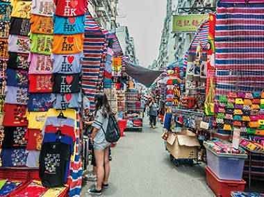 أفضل الأسواق الشعبية في هونج كونج